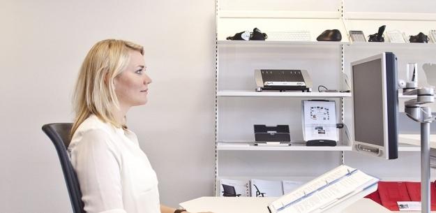 ergonomisch werken, ergonomisch werken betekenis, ergonomische bureaustoel